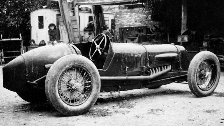 El Maserati Tipo V4 hace 90 años batió el récord mundial de velocidad | Acelerando