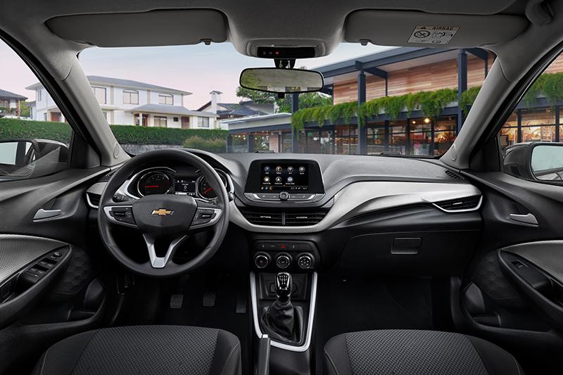 Caracteristicas Del Chevrolet Onix 1 0 Turbo Acelerando