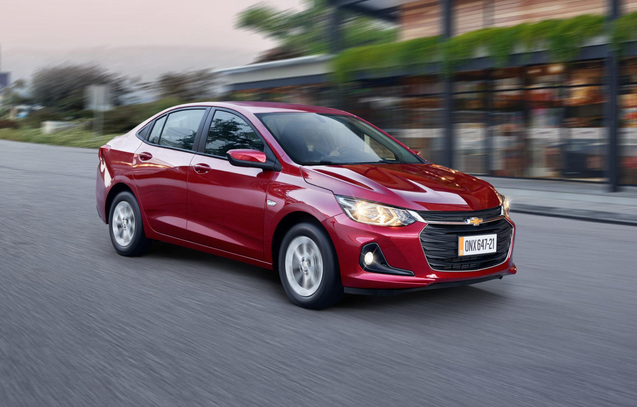 El Nuevo Chevrolet Onix Elegante Seguro Y Conectado En Todo Momento Acelerando